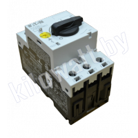 Автоматические выключатели защиты двигателей Moeller (Eaton) PKZM  и аксессуары к ним