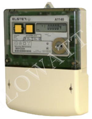 Счетчик электроэнергии А1140-RAL-SW-4П