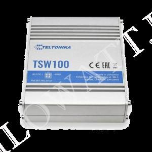 TSW100 промышленный ETHERNET POE-коммутатор